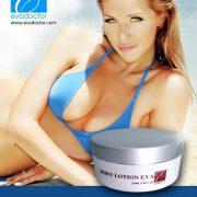 kem duong the trang da body lotion