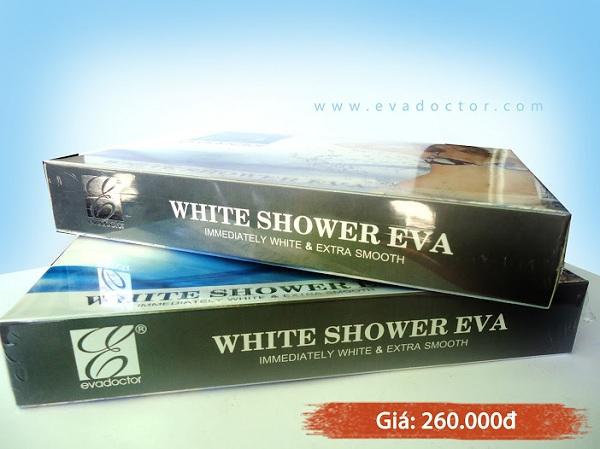 WHITE SHOWER EVA - kem tam trang