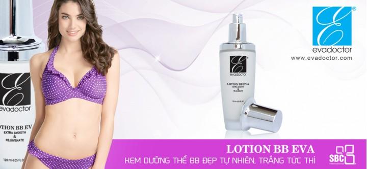 lotion bb eva